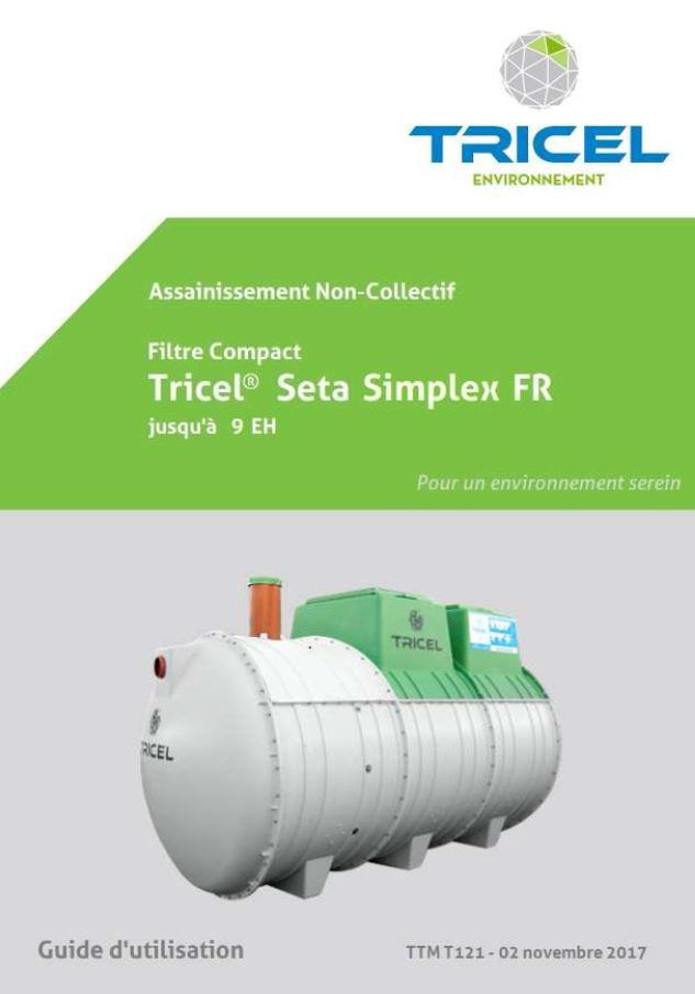 Guide Tricel Seta Simplex