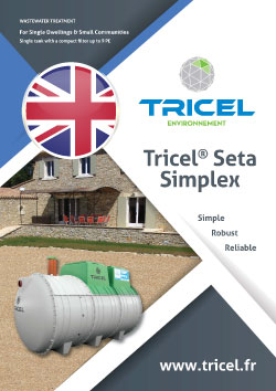 Tricel Seta Simplex (English)