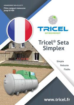 Tricel Seta Simplex (Français)